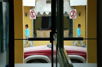 Mexican Dentist Doorway