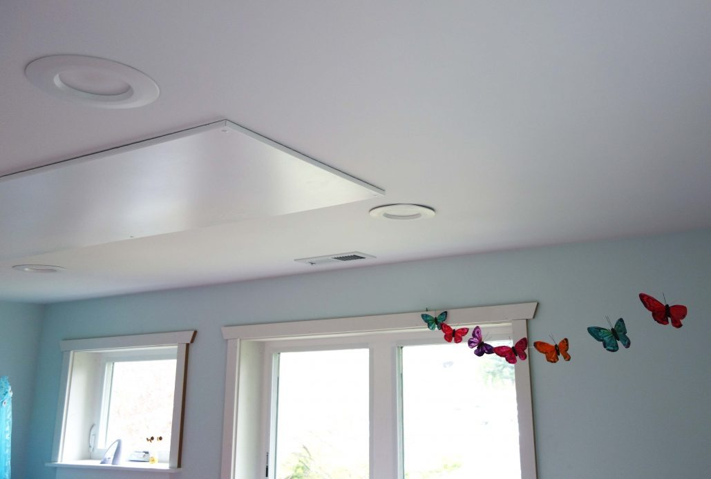 Infrared Radiant Ceiling Panels  Mighty Energy Solutions
