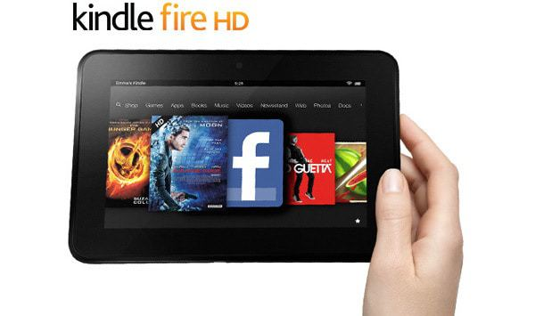 Amazon Kindle Fire HD specs leaked
