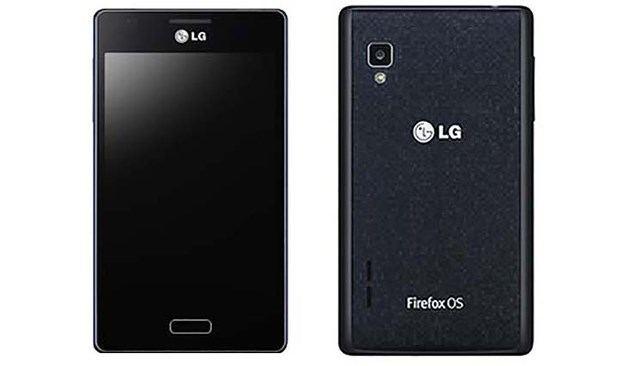 LG Fireweb – First Firefox OS phone from LG