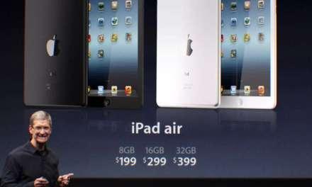 Apple iPad Air Launched – iPad 5