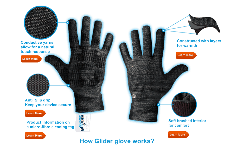 Coupon for glider gloves