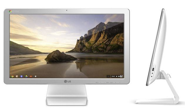 LG Chromebase Announced. A 21.5-inch ChromeOS Desktop