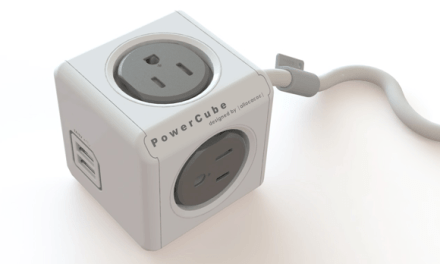 Allocacoc PowerCube Extended USB & Original review