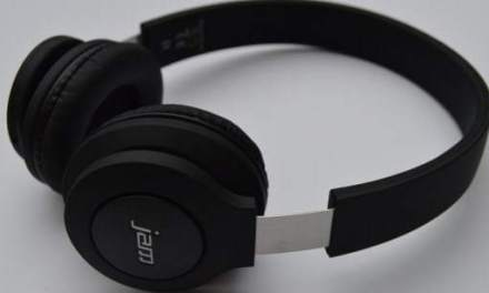 HMDX Jam Transit Bluetooth Headphones Review