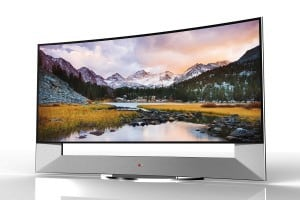 LG-105-inch-curved-4K-front