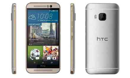 More HTC One M9 leaks
