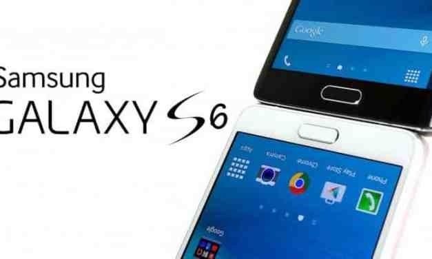 Win a Samsung Galaxy S6 32GB
