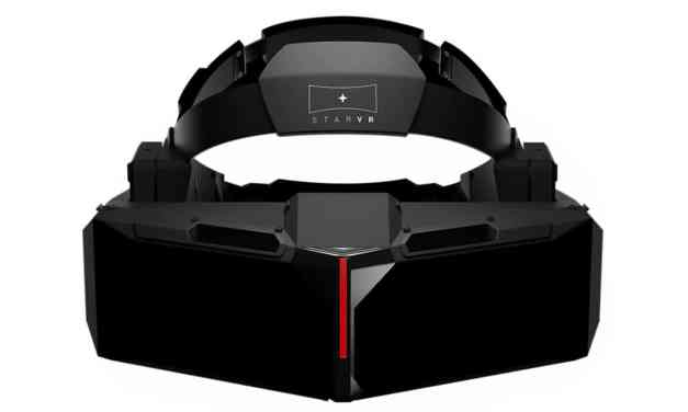 Acer and Starbreeze Announce New VR Headset: StarVR