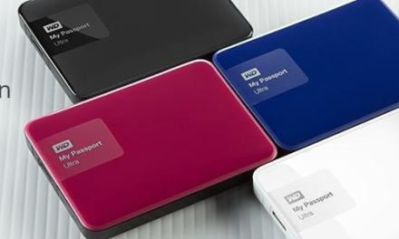 Western Digital My Passport Ultra 2TB Portable Hard Drive Review