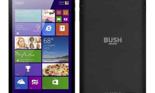 Bush Eluma 8 Inch 32GB Windows 10 Tablet Review