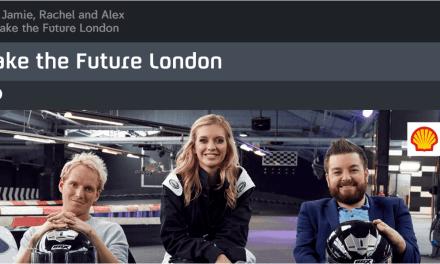 Reverse Engineers: Make the Future London.