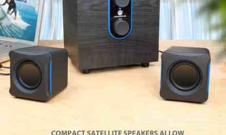 GOgroove SonaVERSE LBr 2.1 USB Speaker Review