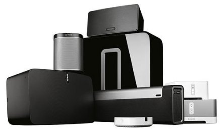 Sonos opens up to Spotify Connect & Amazon Echo