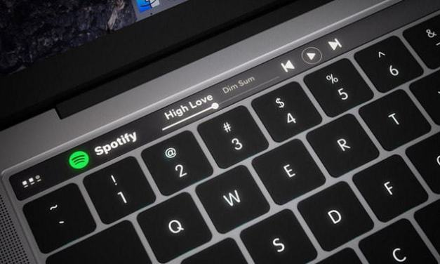 Apple launches new MacBook Pro laptop with OLED Touch Bar