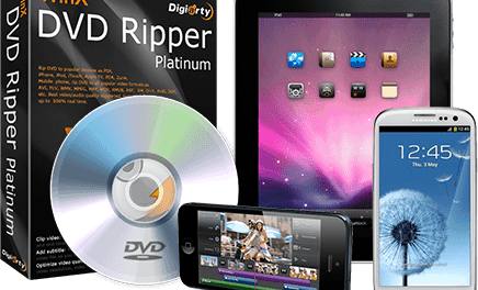 How to Rip DVD to MP4 with WinX DVD Ripper Platinum