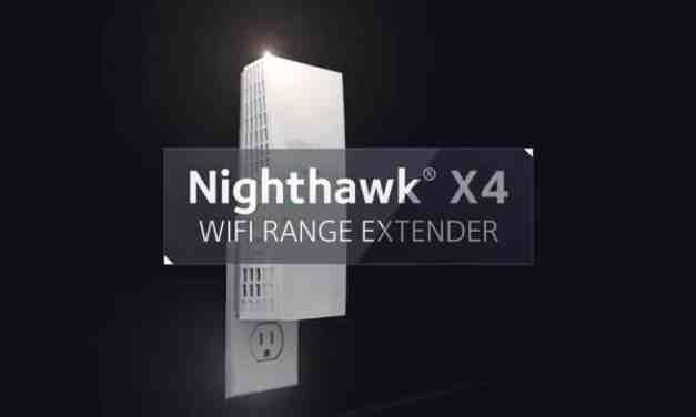 Netgear Nighthawk X4 EX7300 WiFi Range Extender Review