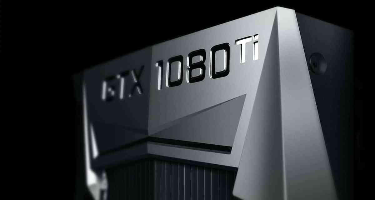 Nvidia Announces GeForce GTX 1080 Ti & Lowers GTX 1080 pricing
