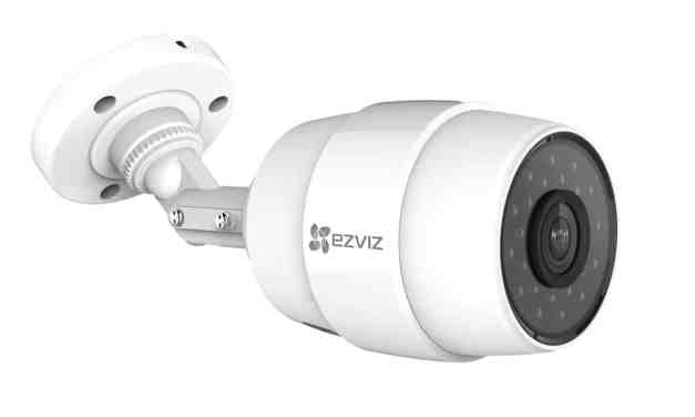 EZVIZ Husky Bullet 720P C3C PoE Review