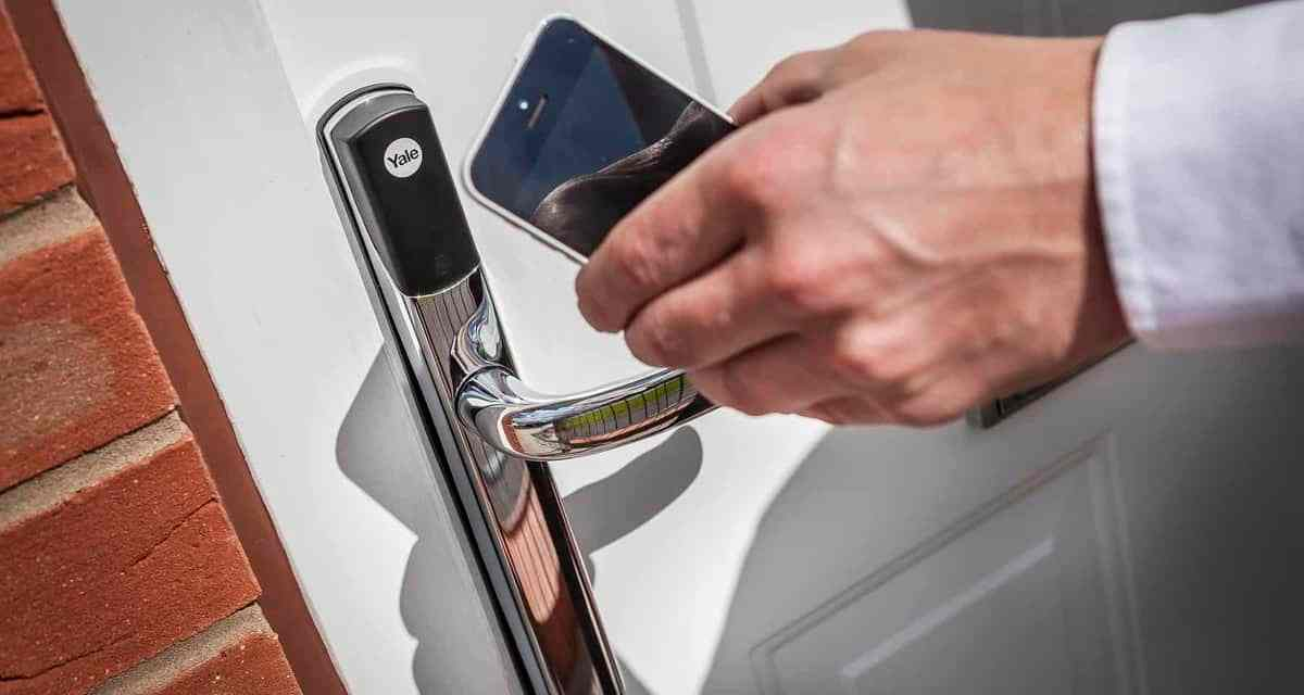 Open the door to your world with the new Yale Conexis™ L1 Smart Door Lock