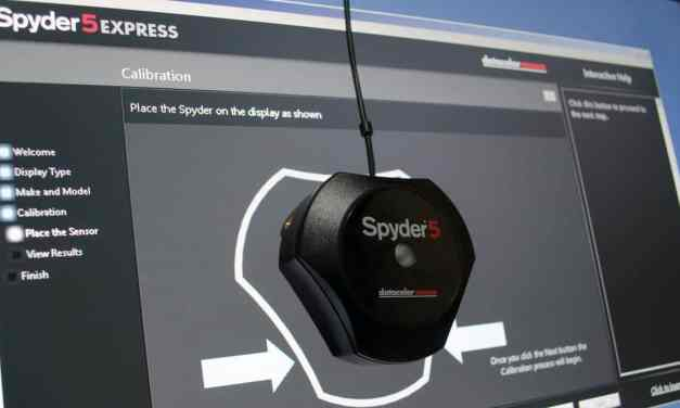 Spyder5EXPRESS, Spyder5PRO & Spyder5ELITE Review – Monitor Calibration