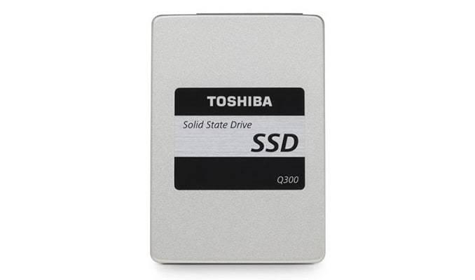 Toshiba 480GB Q300 SSD Review