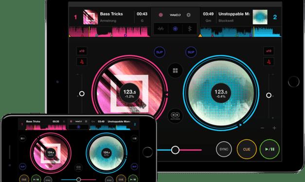 Pioneer DJ – WeDJ App Review