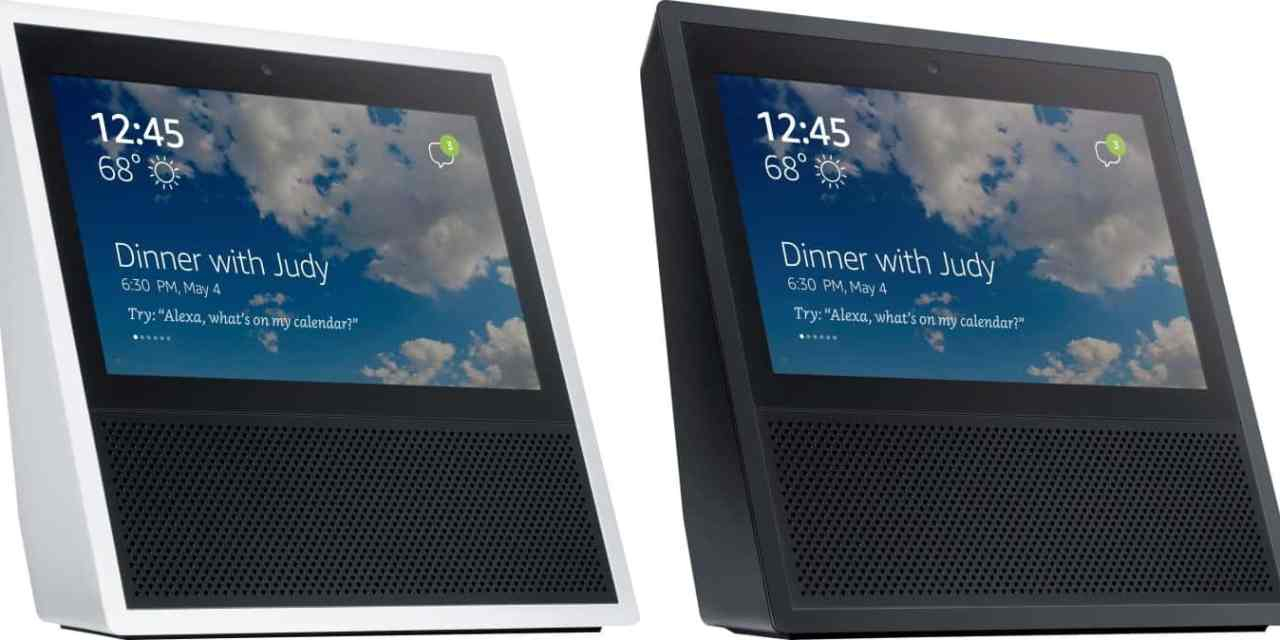 Amazon's touchscreen Echo could launch this week