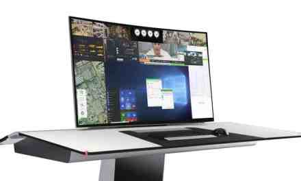 DeskWall, a new standard in visual ergonomics