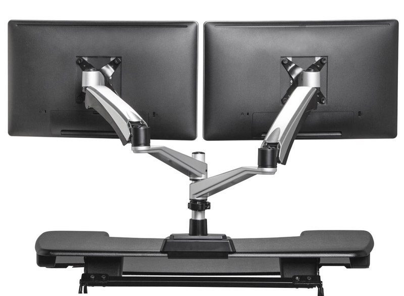 Varidesk Dual Monitor Arm Review
