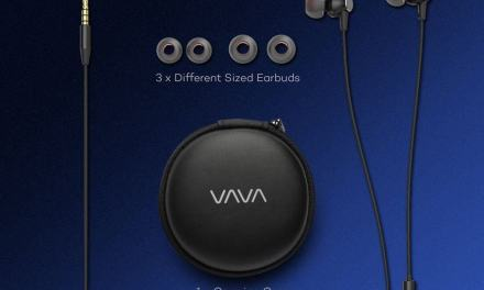VAVA Dual Driver Earphone Review