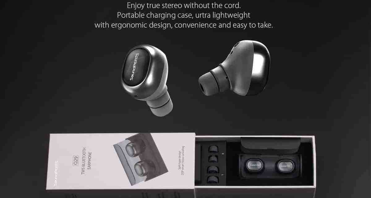 SoundPEATS Q29 Wireless Minimalist Earbuds Review