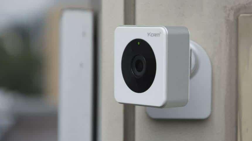 Win a Y-Cam Evo Indoor HD Wi-Fi Security Camera