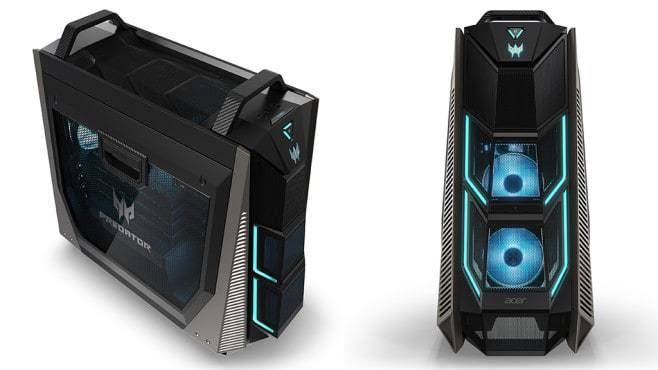 IFA 2017: Acer Predator Orion 9000 Series with Intel Core i9 Gaming PC
