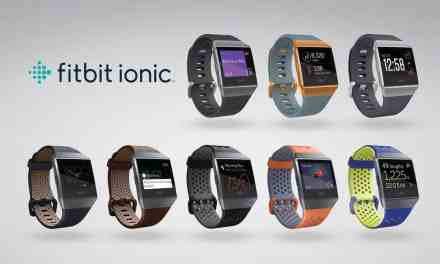 FitBit Launches Ionic Smartwatch