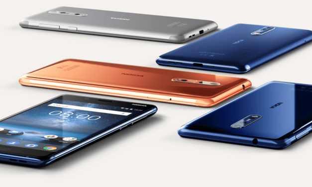 Nokia 8 officially launched