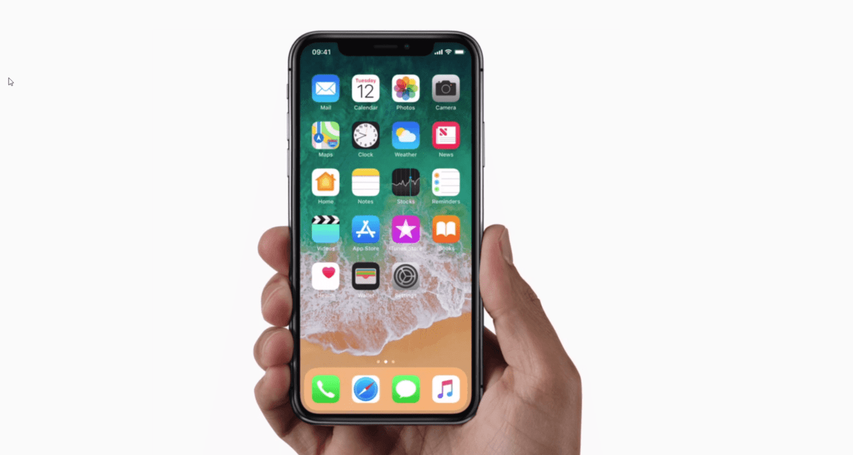 iPhone X Announced starting at £999