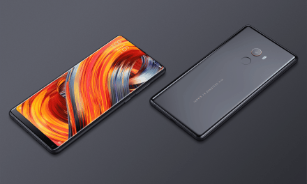Xiaomi Mi MIX 2 Announced: Android Smartphone