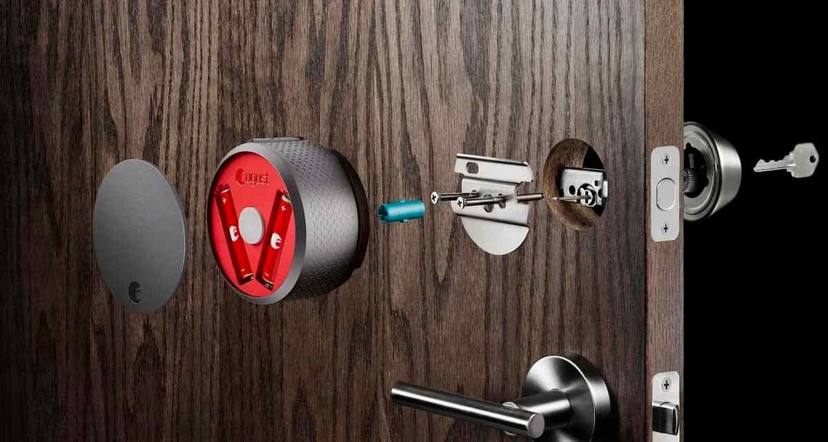 Smart lock company August Home Acquired by Traditional Lock Company Yale