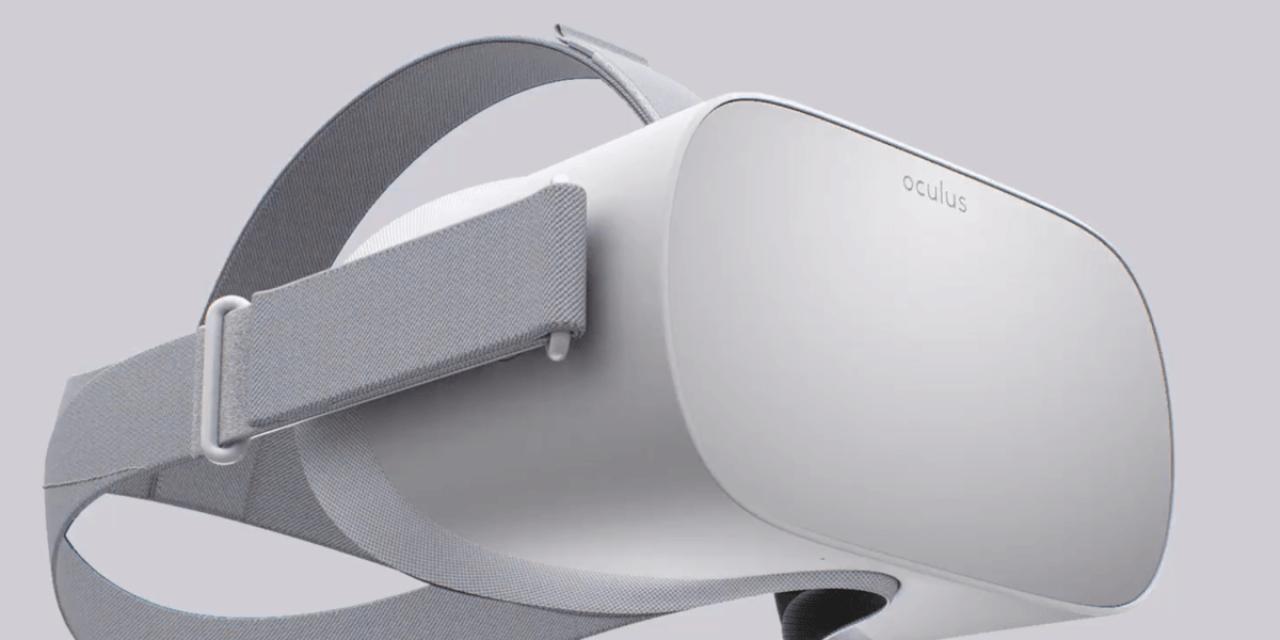 Oculus announces Oculus Go: Standalone VR Headset