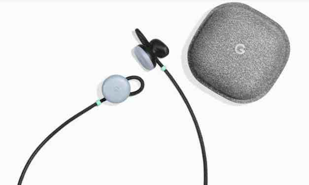 Google's Launches Pixel Buds – Bluetooth Earbuds for Pixel 2