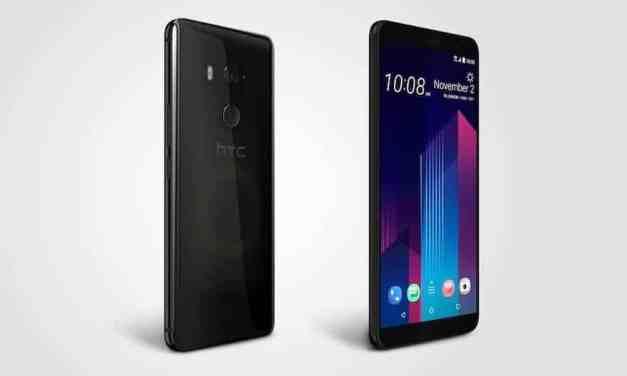 HTC U11 Plus Announced – Making a great phone better