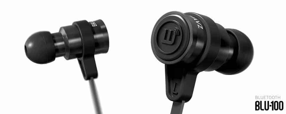Brainwavz BLU-100 Bluetooth Earphones Review