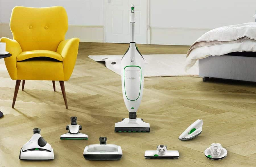 Vorwerk Kobold VK200 Upright Vacuum Cleaner System Review