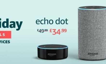 Black Friday 2017 – Amazon Echo & Google Home Discounts