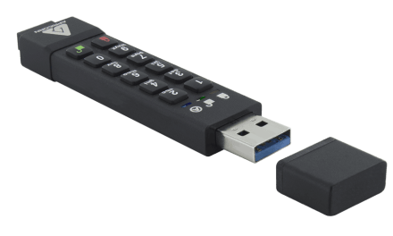 Aegis Secure Key 3z USB 3.1 (3.0) Flash Drive Review