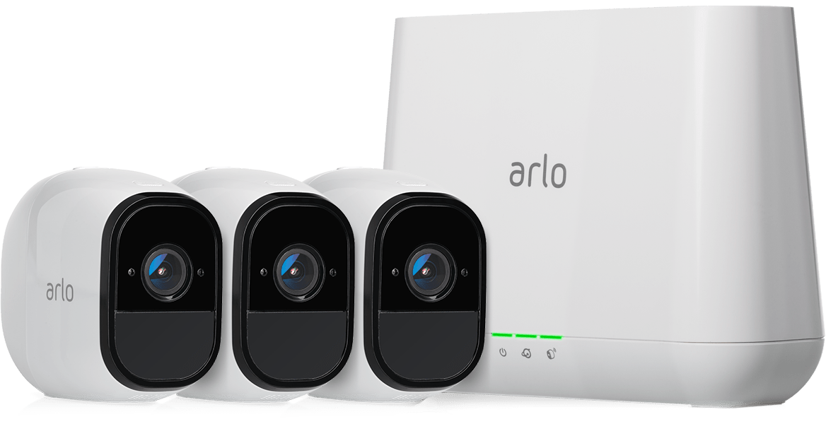 Review of smart HD security camera- Arlo 2018