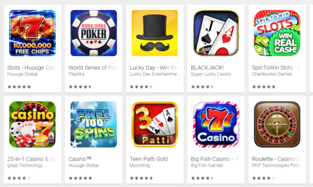 The best casino apps on Android in 2018
