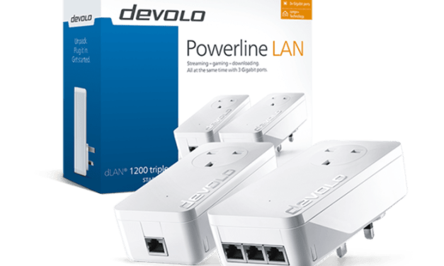 Devolo dLAN 1200 Triple+ Powerline Lan Review