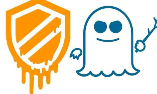 Intel Meltdown & Spectre Vulnerabilities Carry On Cybersecurity Trend into 2018